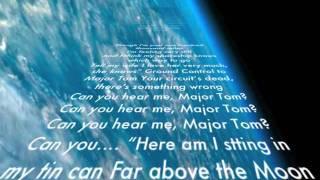 Space Oddity  - Samuel Ferrari - Album Mattino Blu Elettrico 2011