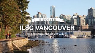 Learn English in Canada - Study at ILSC Vancouver