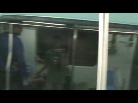 Alstom Metrópolis 212 entre ANR e AIP By Derick # Toshiba C807 06 09 2009