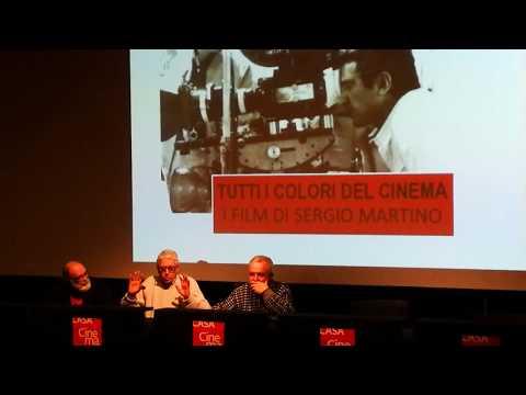 Tutti i Colori del Cinema i Film di Sergio Martino alla Casa del Cinema