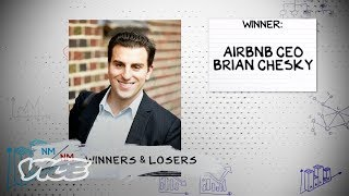 Winners & Losers: Airbnb Ceo Brian Chesky & Ppp   No Mercy, No Malice