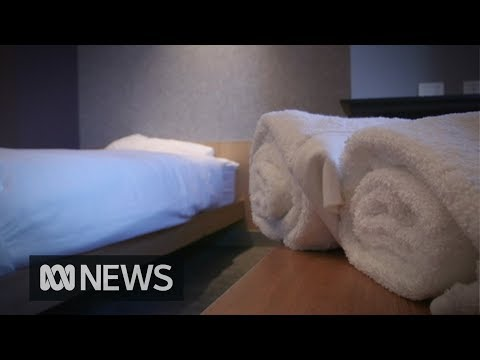 Homeless 'super Centre' Opens In Melbourne | ABC News