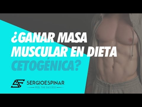 dieta paleo para ganar masa muscular