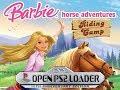 Barbie Horse Adventures: Riding Camp - PS2 Rip Via OPL