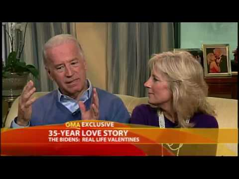 Be Mine: The Bidens Love Story