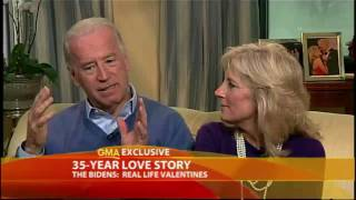 Be Mine: The Bidens' Love Story