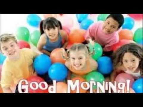 Good Morning Dear Teacher - YouTube