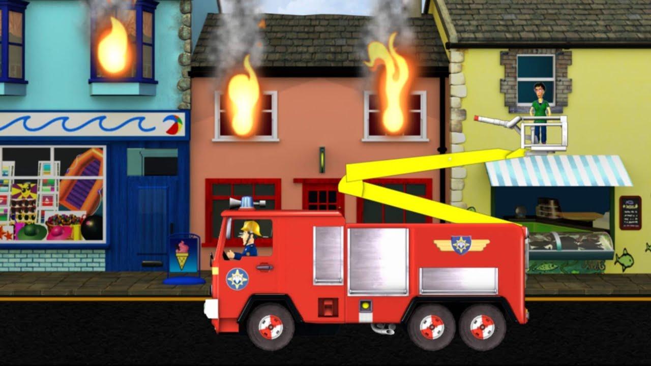 Kinderbilder Feuerwehr