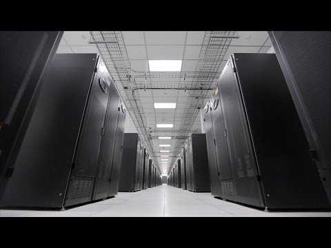 Winnipeg's cold climate means big savings for MTS Data Centres'clients