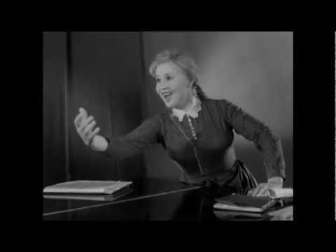Фрося Бурлакова в фильме 1963г. Приходите завтра.mpg