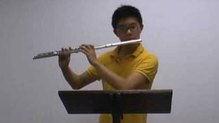 Onward Christian Soldiers (flute)