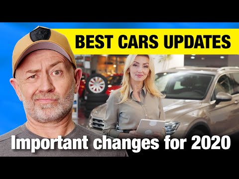 2020 Best Mainstream New Cars - Market Update For Intending Buyers | Auto Expert John Cadogan