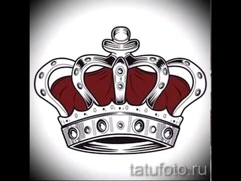 Эскизы тату корона   классные варианты рисунков для татуировки