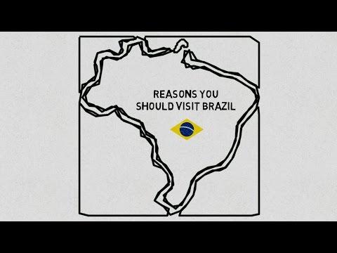 Lusophone Express #1: Reasons you should visit Brazil
