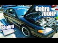EXHAUST ? 1997 Cobra 700HP w/ Supercharger