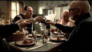 The Sopranos - Feech La Manna Is Out Of Prison