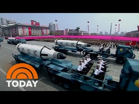 Thumbnail: North Korea Warns US Of 'All-Out War' Amid Growing Tensions | TODAY