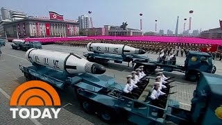 North Korea Warns US Of 'All-Out War' Amid Growing Tensions | TODAY