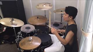 [Horizon/04 Limited Sazabys] drum 叩いてみた