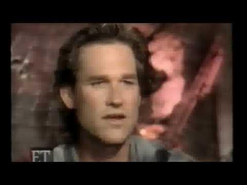 ET - Escape From LA,Kurt Russell Interview