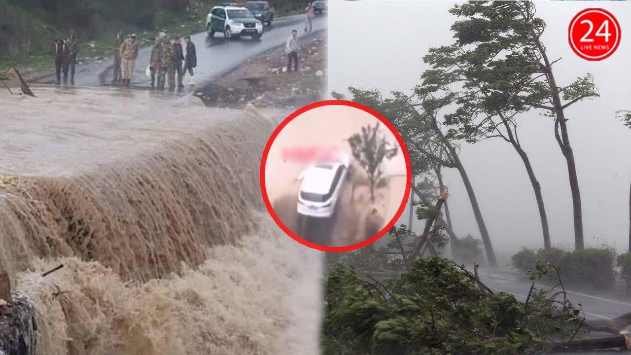 Lũ Lụt Trung Quốc 23 8 Lũ Lụt Kinh Hoang N U ố T C H ử N G Xe O To đập Tam Hiệp Mở 11 Cửa Xả Lũ Youtube
