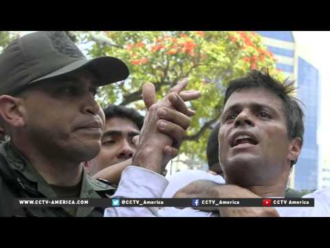 Venezuela Amnesty law sparks dispute between parliament, president