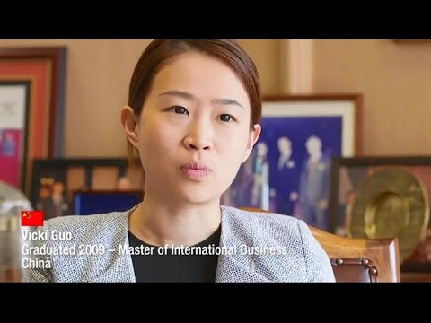 Vicki Guo: Chinese Alumni, La Trobe University
