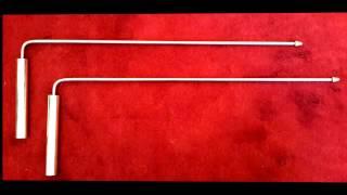 define alan tarama çubukları arama dedektörü