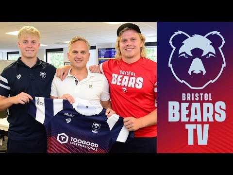 Players Visit Sponsor Offices