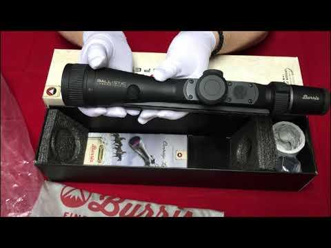 Сравнение моделей Burris Ballistic Laser Scope 4-16x50 Eliminator III моделей 200117 и 200132
