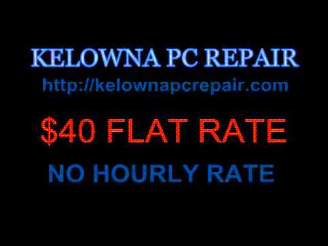 KELOWNA PC REPAIR
