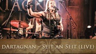 dArtagnan - Seit an Seit (Live)