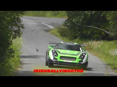 Ian Barrett/Paul McGee - Donegal National Rally 2018 Winners (IRISHRALLIYNG07HD)