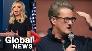 White House Defends Trump Tweets On Joe Scarborough Murder Conspiracy Theory