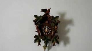 Grandma Gerry's Coo Coo Clock