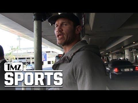 WWE's Randy Orton: Ronda Rousey's Gotta Wrestle to Prove She's Special | TMZ Sports