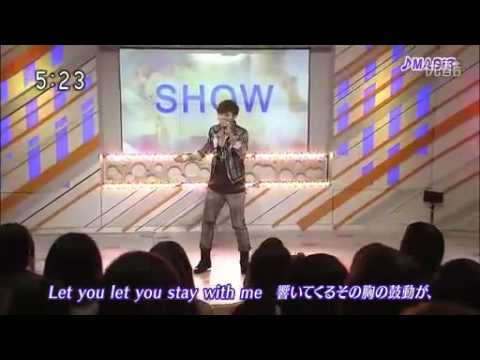 "Show Luo-""MAGIC"" live"