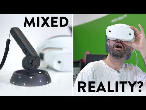 Download Youtube: WTF is a Dell Visor?! (Mixed Reality)
