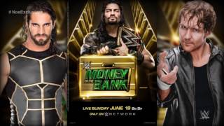 "WWE: Money in the Bank 2016 OFFICIAL Theme Song - ""Money"" by Jim Johnston"