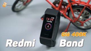 Trên Tay Xiaomi Redmi Band - Vòng Đeo Tay Thông Minh Giá 400K Liệu Có Ngon Hơn Mi Band 4?