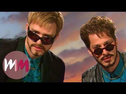 Top 10 Funny Justin Timberlake SNL Moments