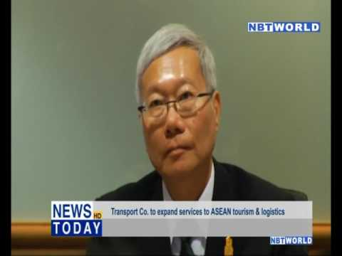 Transport Co. to expand services to ASEAN tourism & logistics