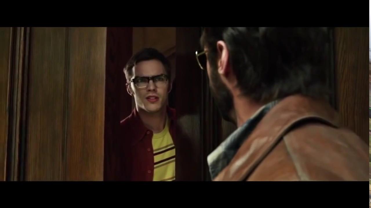 Download Logan Meets Beast & Charles Xavier  -  X - Men -  Days Of Future Past 2014