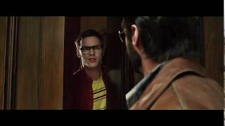 Logan Meets Beast & Charles Xavier  -  X - Men -  Days Of Future Past 2014