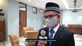 Jamia Indonesia Graduation 2021