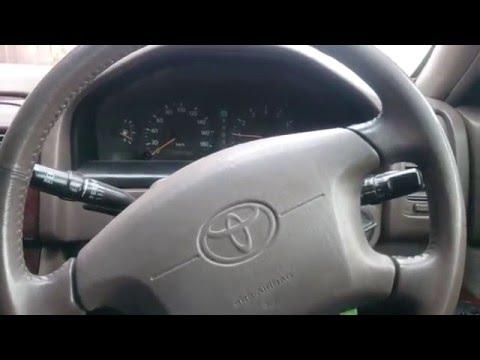 Ремонт рулевого карданчика Toyota Vista/ Camry SV41
