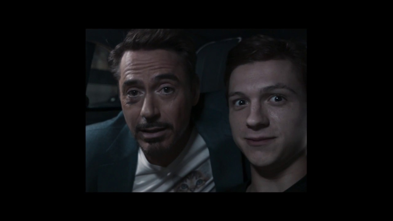 SPIDERMAN HOMECOMING: Peter Parker gets Spider Suit from Tony Stark (2017) | Movie Clip HD