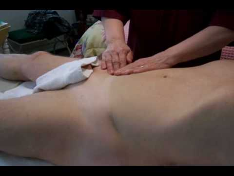 Massage: The Colon Cavity