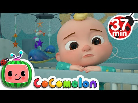 JJ Wants a New Bed + More Nursery Rhymes & Kids Songs  CoComelon