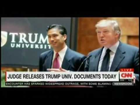 CNN Shows Students' Side Of Trump University Fraud Allegations